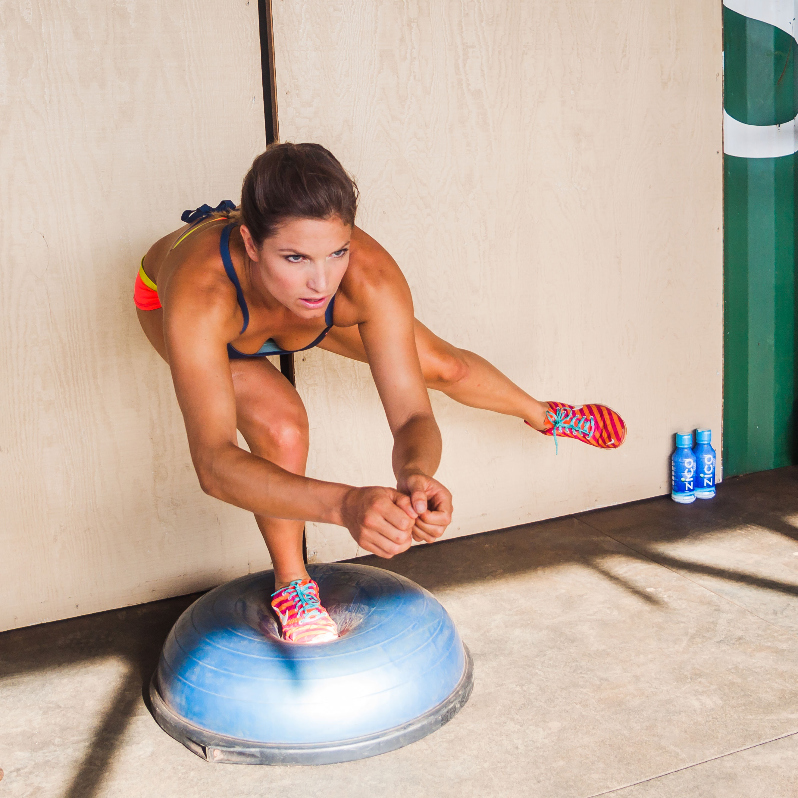 Bosu Ball Total Body Workout: 5 Functional Training Tools For A Full Body Workout (Part 2